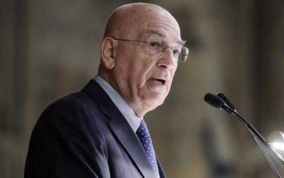 """Antonello Soro : """"La lotta all'evasione cancella alcuni diritti fondamentali dei cittadini"""""""